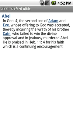 bible dictionary download for phone