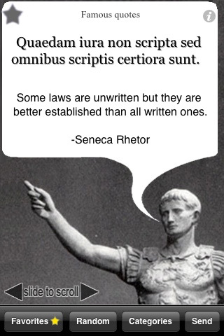 Famous Latin Quotes
